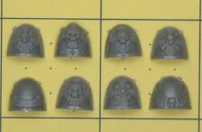 Warhammer 40K Space Marines Vanguard Squad Shoulder Pads (A)