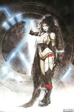 "LUIS ROYO POSTER ""MACHINE"""