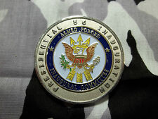 U.S.Navy Liaison Officer 2009 56th PRESIDENTIAL INAUGURATION Challenge Coin USN