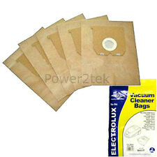5 x E10, E42, E42N Dust Bags for Progress P1630 P1850 P1860A Vacuum Cleaner