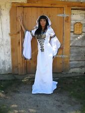 Wedding Dress Medieval - Robe de mariée médiévale