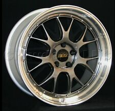 BBS 19 x 8.5 LMR Car Wheel Rim 5 x 112 Part # LM322DBPK
