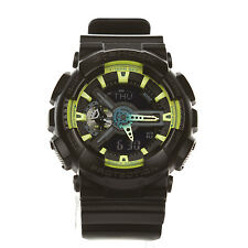 NEW Casio G-Shock Ltd. Ed. Illumi Series Black Series Men's Watch GA-110LY-1A
