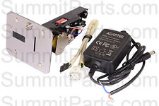 ELEC. COIN DROP ACCEPTOR FOR WASCO GEN 4&5 WASHERS REPL. KELTNER AND SET-O-MATIC