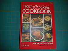 Betty Crocker's Cookbook New and Revised Edition Copyright 1978, 7th print, 1982