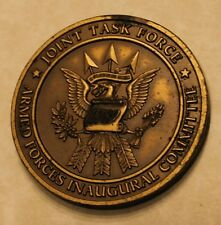Joint Task Force Armed Forces Inaugural Committee Challenge Coin