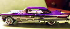 Hot Wheels Purple Pimped Ride Cadillac Special From Larger Older Set Cool Art