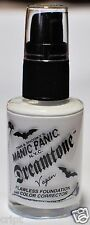 Manic Panic Goth White Dreamtone Vegan Liquid Flawless Foundation New Gothic