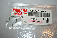 nos snowmobile Yamaha seat clip rear 1998-2011 venture backrest vt600 vt700 rs