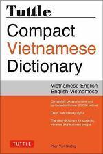 Tuttle Compact Vietnamese Dictionary : Vietnamese-English English-Vietnamese...