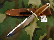 RANDALL KNIFE KNIVES #1-8, SS, ST, SC, IW, FSB, CS, WRONG SHEATH SHOWN IN, #A943