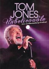 Tom Jones - Unbelievable - Live at Glastonbury [DVD]