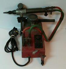 NCG Cut-O-Matic Track Torch w/ Harris Calorific 98-2e Torch - FREE SHIPPING