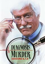Diagnosis Murder: Seasons 6 & 7 & 8 (2017, REGION 1 DVD New)