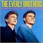 The Everly Brothers - Greatest Recordings (CDCH 903)