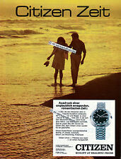 Citizen-Chrystal Seven-Reklame-Werbung-genuine Advertising - nl-Versandhandel