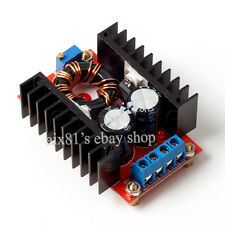 150W DC-DC Boost Converter 10-32V Step Up to 12-35V Charger Power Supply Module