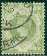 GREAT BRITAIN SG-211, SCOTT # 122 USED, NICE EXTRA FINE, GREAT PRICE!