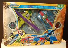 Transformers Galaxy Force Buzz Saw Blurr Takara Japan GS-01 UNOPENED Free Ship