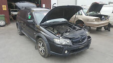 HOLDEN COMMODORE ADVENTRA VZ WAGON AWD 4X4 V6 LY7 WRECKING. BLACK LEATHER TRIM