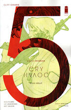 CRY HAVOC (2016) #5 - Cover B - New Bagged