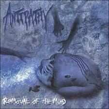 Antipathy: Removal of the Mind  Audio CD