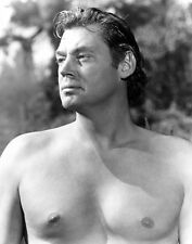 Johnny Weissmuller UNSIGNED photo - B3074 - Tarzan and the Leopard Woman