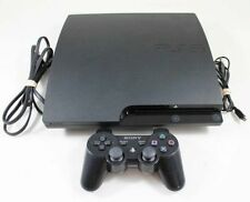 Sony PlayStation 3 Slim 160GB Tested & Working (NTSC) Canadian seller