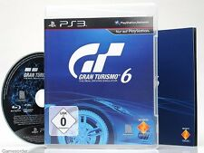 Gran TURISMO 6-dt. version ~ PLAYSTATION 3 gioco ~