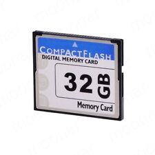 High Speed 32GB 32G 32 GB Compact Flash CF Memory Card CF Card for Camera 1PCS