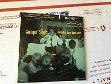 Randy Van Horne Swing Choir Swingin' Singin' LP M- '57 Jazz Pop 1s/1s RCA Victor