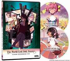The World God Only Knows I Complete Collection DVD (814131018311)