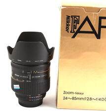 Nikon Zoom-NIKKOR 24-85mm f/2.8-4 AF D IF AS Lens