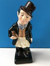 "ROYAL DOULTON DICKENS SERIES  ""TROTTY VECK"" FIGURINE - FREE SHIPPING"
