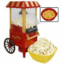 Vintage Wagon Mini PopCorn Maker Machine