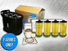 6.0L TURBO DIESEL AIR FILTER, 4 OIL FILTERS AND FUEL FILTER COMBO KIT FOR FORD