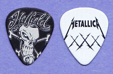 Metallica James Hetfield Skull 30th Anniversary Guitar Pick #2 - Dunlop Reissue