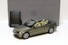 1:18 Kyosho BMW 3er E46 Convertible Individual DEALER NEW bei PREMIUM-MODELCARS