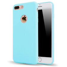 New Ultra thin Slim Rubber Silicone Soft Case Cover For Apple iPhone 7 7 Plus