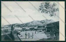 Militari Reggimentale Reggio Calabria Palmi cartolina QQ7807