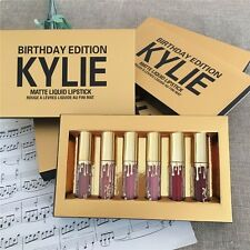KYLIE JENNER LIMITED EDITION BIRTHDAY COLLECTION 6 MINI LIPSTICK