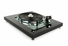 Restaurierter Thorens TD 145 MKII Plattenspieler Turntable in Marmor Optik