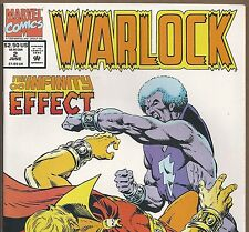 Warlock Vol.2 #2 Gamora & Thanos Appearance from June 1992 in VF+ Con. DM
