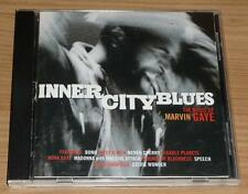 INNER CITY BLUES - The Music of Marvin Gaye US CD ALBUM MINT!! (Madonna, Bono)