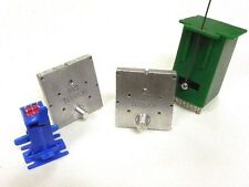 Tortoise Switch Machine Drill Jig Installation Tool by BVI Rail Tooling