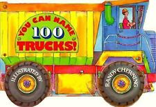 You Can Name 100 Trucks! Becker, Jim, Mayer, Andy Board book