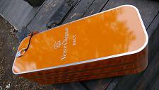 Objet de Métier Boite Métal Coffret Champagne Veuve Clicquot La Ponsardine 2010