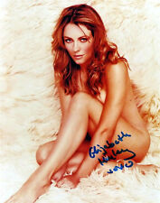 Elizabeth Hurley (Nude) Austin Powers Bedazzled EXTREMELY RARE SIGNED RP 8x10!!!