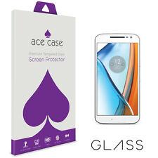 Motorola Moto G4 protecteur d'écran en verre trempé crystal clear