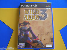 WILD ARMS 3 - PLAYSTATION 2 - PS2